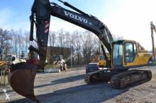 excavator pe şenile Volvo second-hand