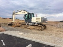 used Atlas track excavator
