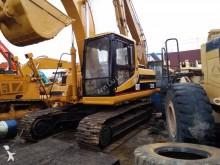 used Caterpillar track excavator