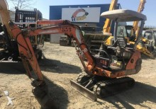 mini-excavator Fiat-Hitachi second-hand