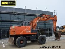 excavator pe roti Hitachi second-hand