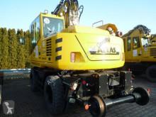 used Atlas rail excavator