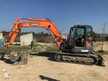 mini-excavator Doosan second-hand