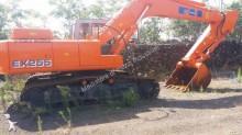 excavator pe şenile Fiat-Hitachi second-hand