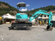 mini-excavator Kobelco second-hand