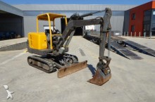 mini-excavator Volvo second-hand