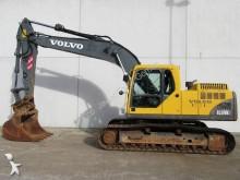 used walking excavator