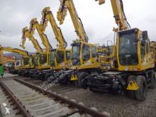 excavator rutier/feroviar Liebherr second-hand