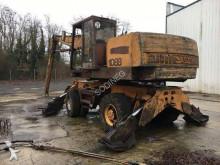 used Case wheel excavator