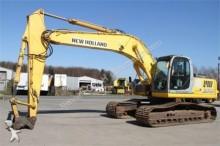 New Holland E 265 + Verachtert CW40 SW + 800mm BP