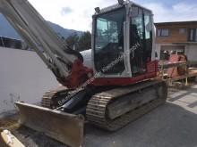 mini-excavator Takeuchi second-hand