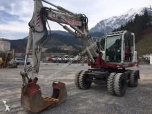 excavator Takeuchi TB 175 TB 175 W
