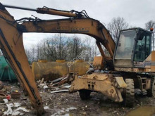 excavator pe roti Case second-hand