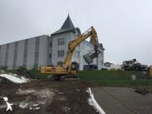 used Komatsu demolition excavator excavator