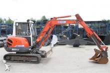 mini-excavator Kubota second-hand