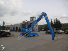 used Fuchs industrial excavator