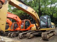 used Caterpillar industrial excavator