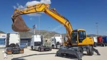 excavator pe roti Hyundai second-hand