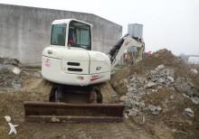 used Terex mini excavator