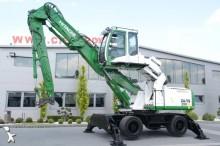used Hitachi industrial excavator