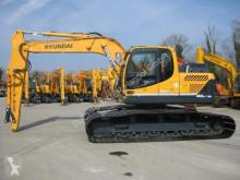 excavator pe şenile Hyundai nou