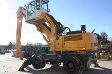 excavator pentru manipulare Liebherr second-hand