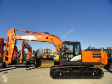 new Hitachi track excavator