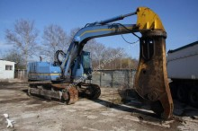 used PMI track excavator