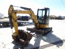 used Caterpillar mini excavator