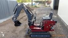 new ProtoMicro TP mini excavator