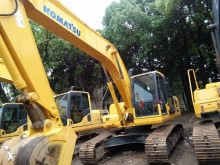 excavator tip păianjen Komatsu second-hand