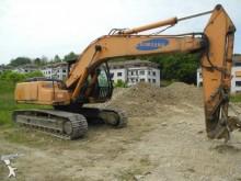 used Samsung track excavator