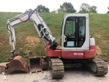used Takeuchi track excavator