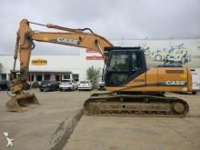 used Case track excavator