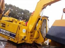 excavator pe şenile Kato second-hand