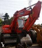 excavator pe roti Doosan second-hand