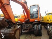 used Doosan wheel excavator