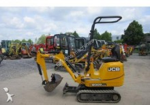 mini-excavator JCB second-hand