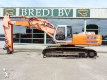 used Fiat-Hitachi track excavator
