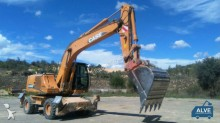 excavator pe roti Case second-hand