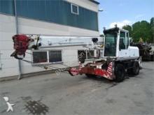 used Sennebogen wheel excavator