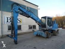 used Fuchs wheel excavator