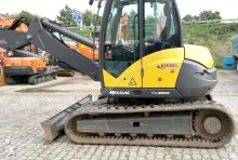 mini-excavator Mecalac second-hand