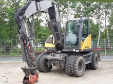 Mecalac 714 MWe excavator
