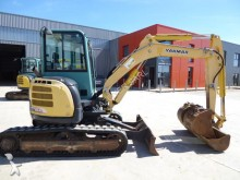 used Yanmar mini excavator