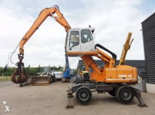 used Atlas industrial excavator