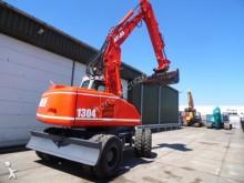 Atlas 1304 Mobiele kraan mobile excavator graafmachine