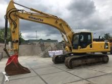 excavator pe şenile Komatsu second-hand