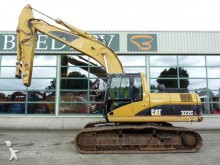 new Caterpillar track excavator