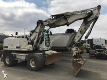 excavator pe roti Volvo second-hand